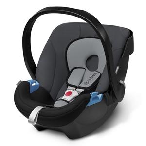 Cybex Βρεφικό κάθισμα αυτοκινήτου Aton, Light Grey