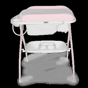 NeoNato Μπανιέρα-Αλλαξιέρα Riccione, Ροζ