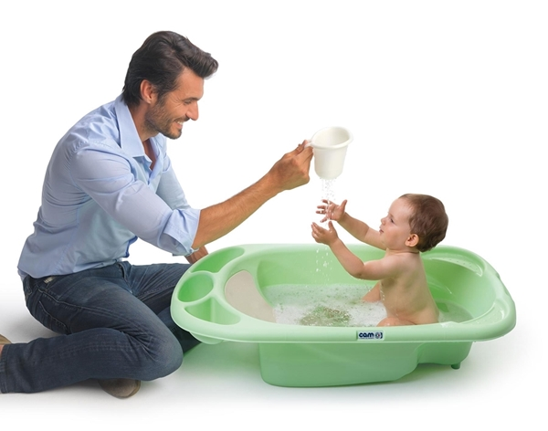 Cam Μπάνιο Baby Bagno Γαλάζιο