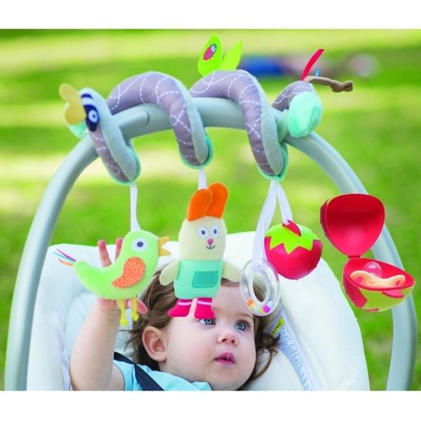 Taf Toys Παιχνίδι Καροτσιού Garden Spiral