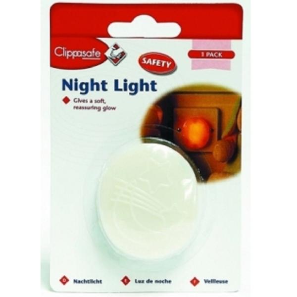 Clippasafe φωτάκι νυκτός