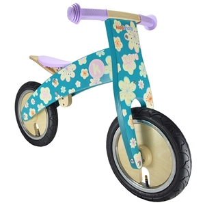 Kiddimoto Ποδήλατο ισορροπίας KURVE, Fleur