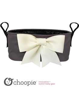 Choopie Οργανωτής Καροτσίου Cream Bow