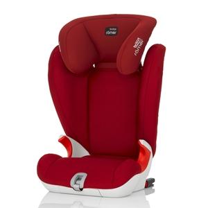 Britax KidFix SL Παιδικό κάθισμα αυτοκινήτου, Flame Red