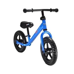Εικόνα της KiddiMoto Ποδήλατο Ισορροπίας Super Junior Blue