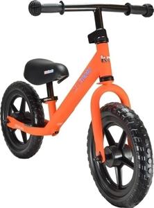 KiddiMoto Ποδήλατο Ισορροπίας Super Junior, Orange Limited