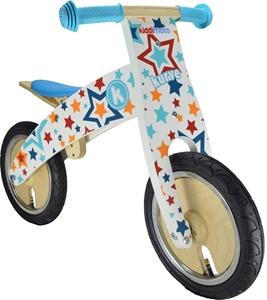 Kiddimoto Ποδήλατο ισορροπίας KURVE, Stars
