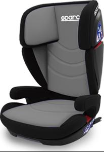 Εικόνα της Sparco Κάθισμα Αυτοκινήτου 15-36kg. F700i IsoFix, Grey