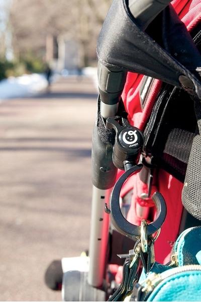 BabyWise Γάντζοι για το Καρότσι Stroller Hooks
