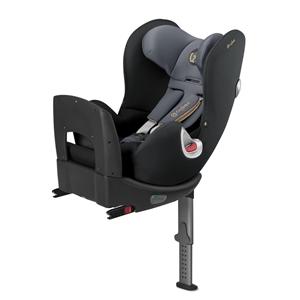 Cybex Κάθισμα Αυτοκινήτου Sirona IsoFix 0-18kg. Graphite Black