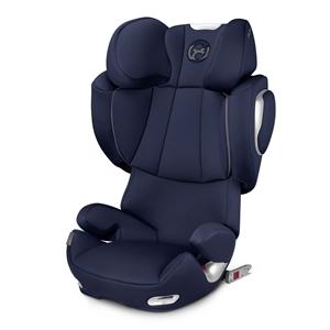 Cybex Παιδικό Κάθισμα Solution Q3 Fix 15-36kg. Midnight Blue