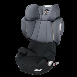 Cybex Παιδικό Κάθισμα Solution Q3 Fix 15-36kg. Graphite Black