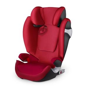 Cybex Παιδικό Κάθισμα Solution M-Fix, 15-36 Kg. Infra Red