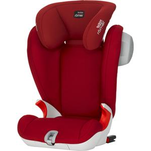 Britax KidFix SL SICT Παιδικό Κάθισμα Αυτοκινήτου, Flame Red