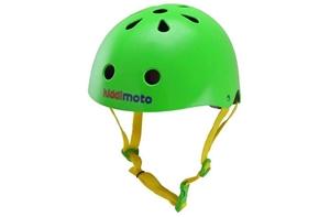 Kiddimoto Κράνος Neon Green Medium