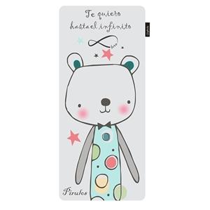Pirulos Κάλυμμα Καροτσιού Oso Bear