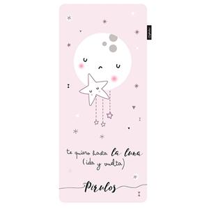 Pirulos Κάλυμμα Καροτσιού Luna Pink
