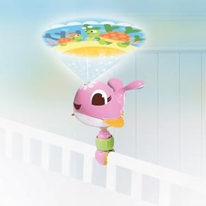 Tiny love Μουσικό Mobile Projector Suzi Pink