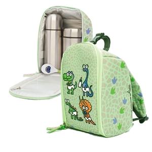 Laken Τσάντα Με Θερμός Φαγητού 500ml & Νερού 350ml - Dinos