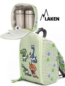 Laken Τσάντα Με 2 Θερμός Φαγητού 500ml – Dinos