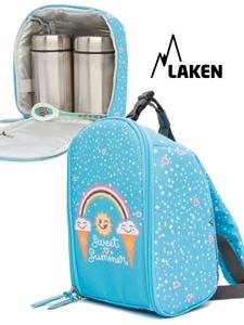 Laken Τσάντα Με 2 Θερμός Φαγητού 500ml – Sweet Summer