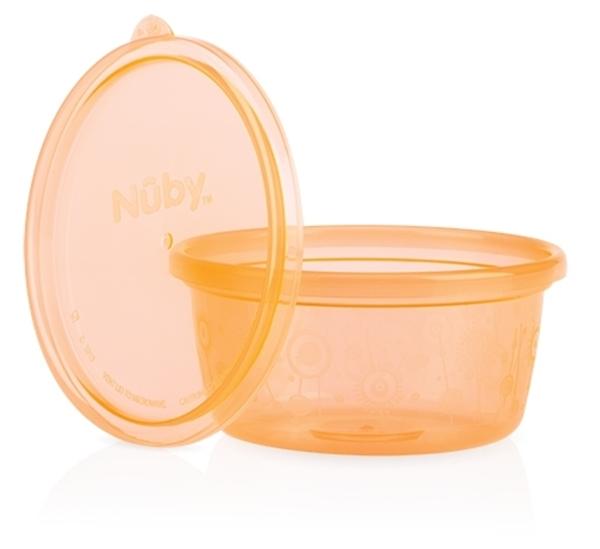 Nuby Set Με 6 Μπωλ 300ml.