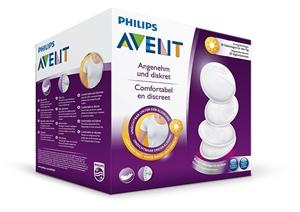Philips Avent Επιθέματα Στήθους Μίας Χρήσης (30 Τεμάχια)