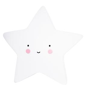 Φωτάκι Νυκτός Mini Star Light White