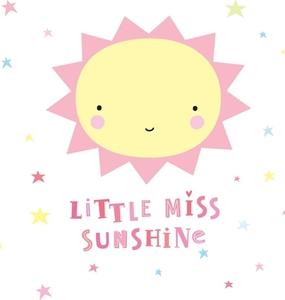 Αυτοκόλλητα τοίχου Miss Sunshine