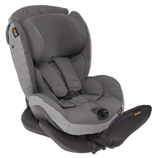 BeSafe Παιδικό Κάθισμα Αυτοκινήτου IZi Plus 0-25kg, Metallic Melange