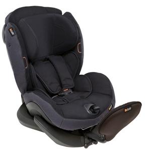 BeSafe Παιδικό Κάθισμα Αυτοκινήτου IZi Plus 0-25kg, Midnight Black Melange