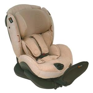 BeSafe Παιδικό Κάθισμα Αυτοκινήτου IZi Plus 0-25kg, Ivory Melange