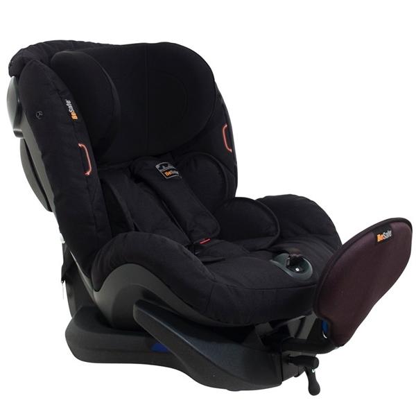 BeSafe Παιδικό Κάθισμα Αυτοκινήτου IZi Plus 0-25kg, Fresh Black Cab