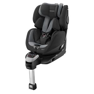 Recaro Παιδικό Κάθισμα Αυτοκινήτου Zero. 1 i-Size, Carbon Black