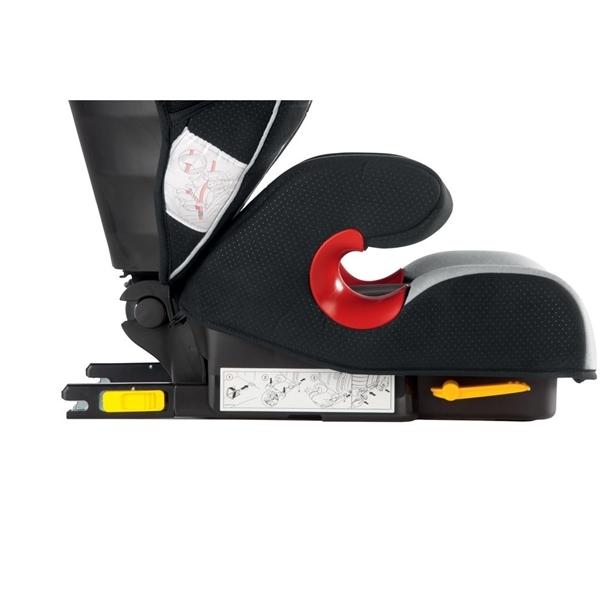 Recaro Παιδικό Κάθισμα Αυτοκινήτου Monza Nova 2 SeatFix, Carbon Black