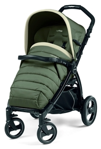 Εικόνα της Peg Perego Καρότσι Book Completo, Breeze Kaki