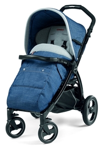 Peg Perego Καρότσι Book Completo, Urban Denim