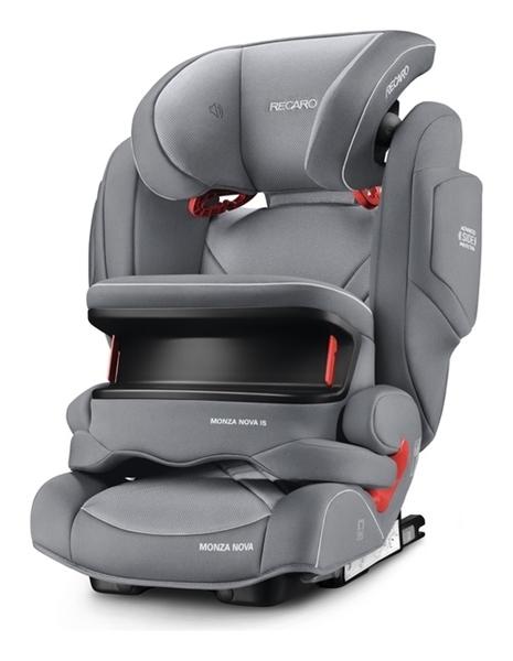 Picture of Recaro Κάθισμα Αυτοκινήτου Monza Nova IS, Aluminium Grey