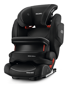 Εικόνα της Recaro Κάθισμα Αυτοκινήτου Monza Nova IS, Performance Black