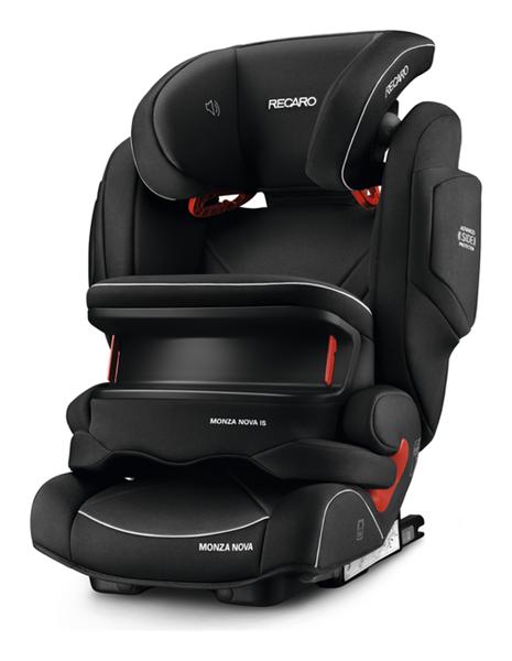 Picture of Recaro Κάθισμα Αυτοκινήτου Monza Nova IS, Performance Black