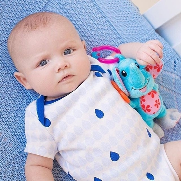 Picture of Munchkin Teether Babies Κρίκος Οδοντοφυΐας, Ελεφαντάκι