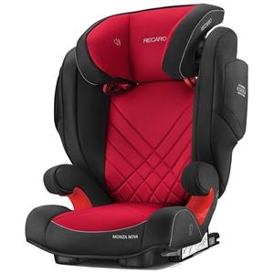 Εικόνα της Recaro Παιδικό Κάθισμα Αυτοκινήτου Monza Nova 2 SeatFix, Racing Red