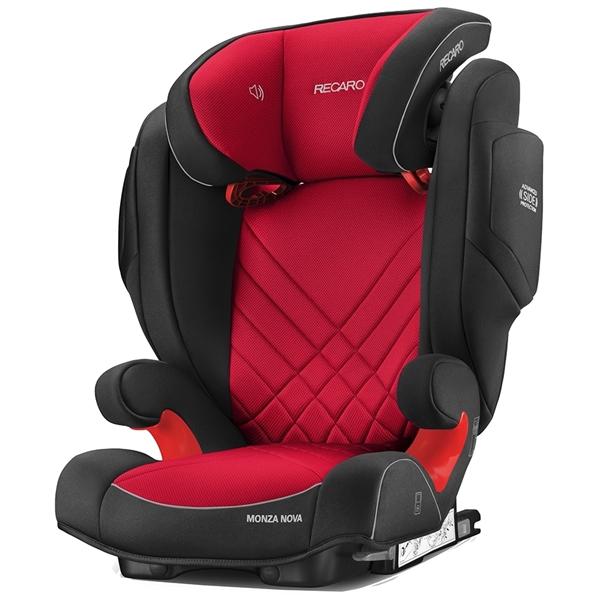 Picture of Recaro Παιδικό Κάθισμα Αυτοκινήτου Monza Nova 2 SeatFix, Racing Red