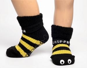 Picture of Grippa - αντιολισθητικά καλτσάκια - Μελισσάκι