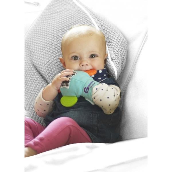 Picture of Gummee Glove Γάντι οδοντοφυίας 6M+
