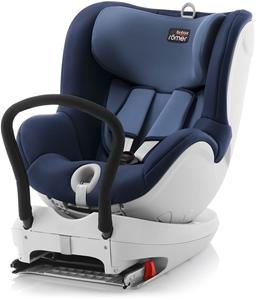 Εικόνα της Britax Κάθισμα Αυτοκινήτου Dualfix 0-18 kg, Moonlight Blue