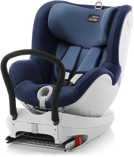Picture of Britax Κάθισμα Αυτοκινήτου Dualfix 0-18 kg, Moonlight Blue