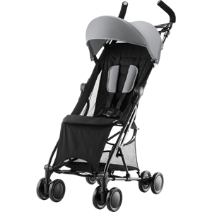 Picture of Britax Καρότσι Holiday, Steel Grey