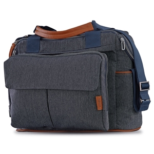 Picture of Inglesina Τσάντα Αλλαγής Trilogy Dual Bag, Village Denim
