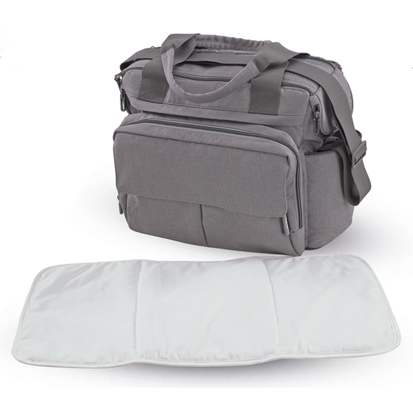 Picture of Inglesina Τσάντα Αλλαγής Trilogy Dual Bag, Sideral Grey